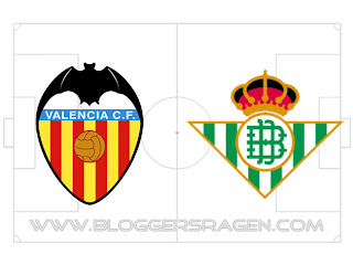 Pertandingan Real Betis vs Valencia