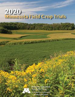 2020 crop variety trail minnesota