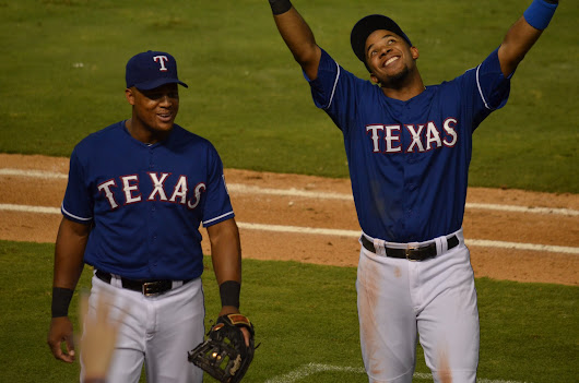 Game Day - Rangers vs. Rays
