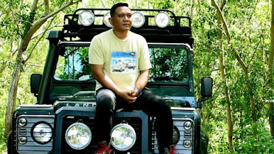 AM. Kuncoro Rilis 'Kau Dewiku', Lagu Kontemplasi untuk Bersyukur