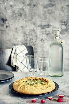 Galette-pita sa tikvicama