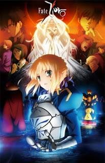 Fate/Zero BD S1-S2 Subtitle Indonesia