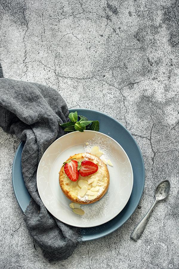 Italijanski čizkejk od rikote