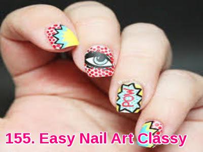 Easy Nail Art Classy