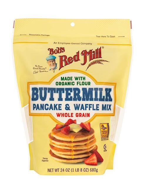 Bob's Red Mill Buttermilk Pancakes