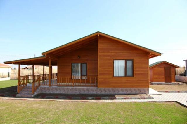 Model Rumah Pedesaan