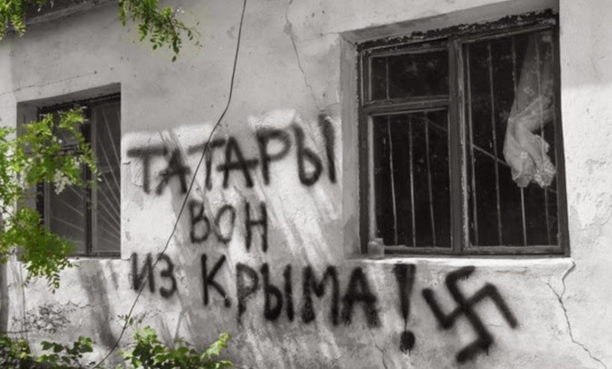 Крым: риск этнических чисток. Под угрозой - крымские татары.