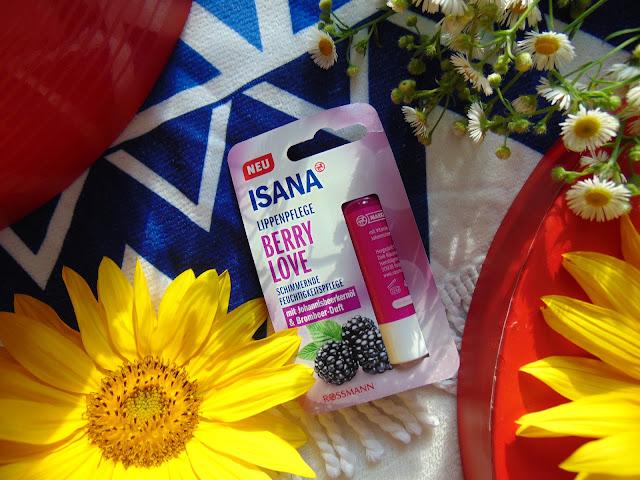 berry love, pomadka ochronna, jeżyny, piękny zapach