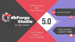 dbForge Studio for SQL Server 5.1.178 Enterprise Edition Full Version