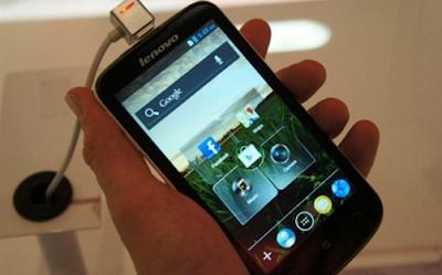HP Android Lenovo Cepat Panas