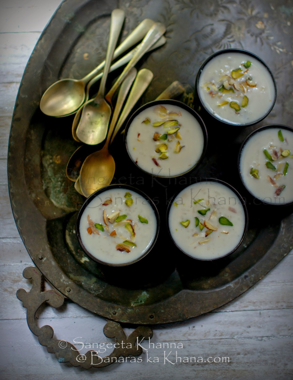 Indian kheer recipe