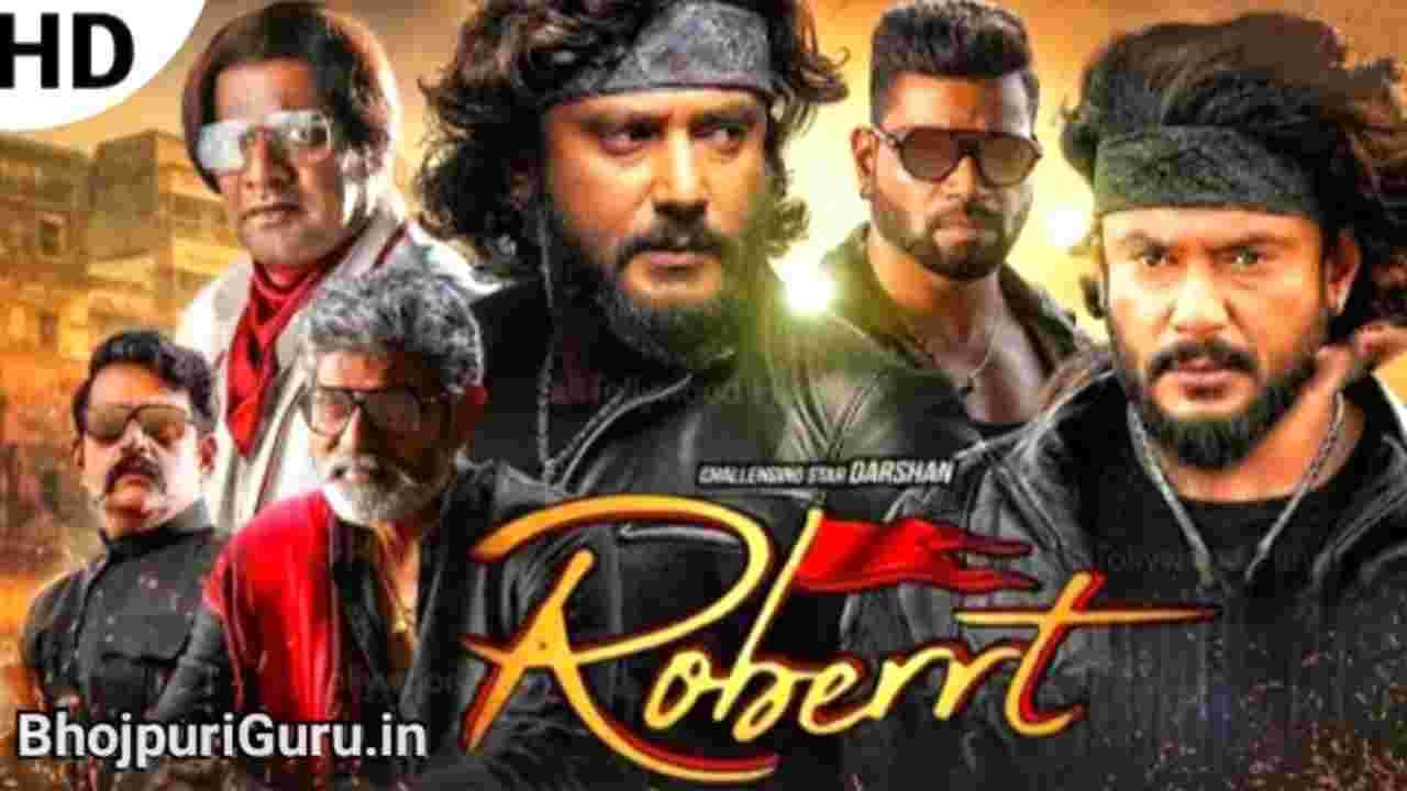 Robert 2021 Hindi Dubbed Full Movie Confirm Update | Robert Hindi Me Kab Aayegi - Bhojpuri Guru