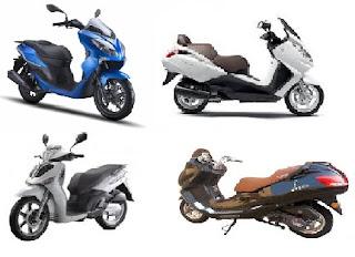 سعر السكوتر جميع الموديلات اليوم-حوا-بيجو-sym-بنلي-Peugeot scooters-Benlli