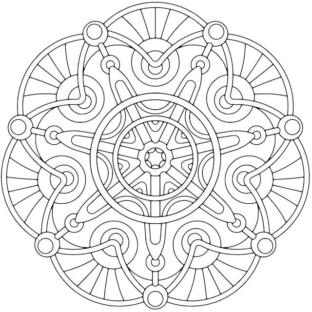 coloriage zen