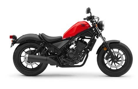 Harga Honda CMX500 Rebel Terbaru