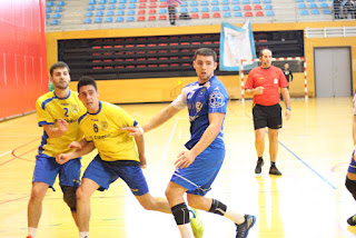 El Club Balonmano Barakaldo cae derrotado 22-37 por el Tolosa en la Copa Euskadi