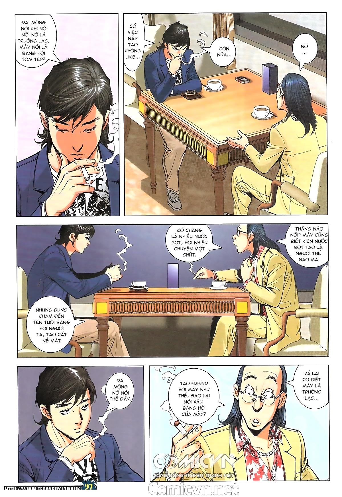 Người Trong Giang Hồ chapter 1770: tên x hồng hưng trang 23
