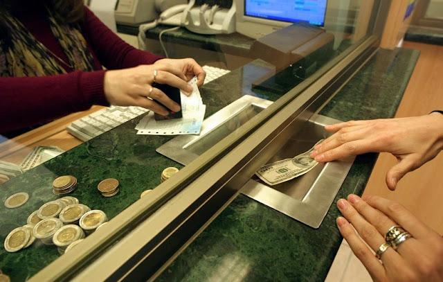 Compra de euros para levar para Veneza