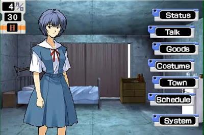 Shinseiki Evangelion - Ayanami Ikusei Keikau Screenshot 3