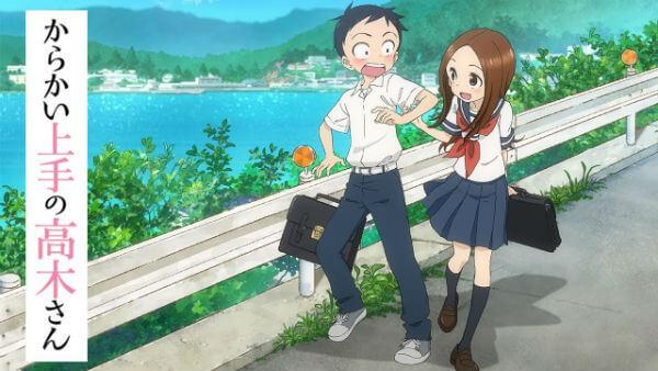 جميع حلقات أنمي Karakai Jouzu no Takagi-san مترجم