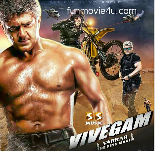 Vivegam South Movie Dubbed In Hindi 720p 2018