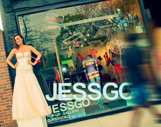 JESSGO POP-UP Gallery