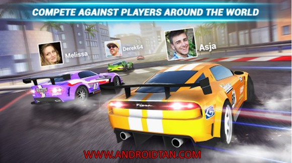 Free Download Ridge Racer Draw And Drift Mod Apk + Datav1.0.5 Unlimited Money Terbaru 2017 Gratis