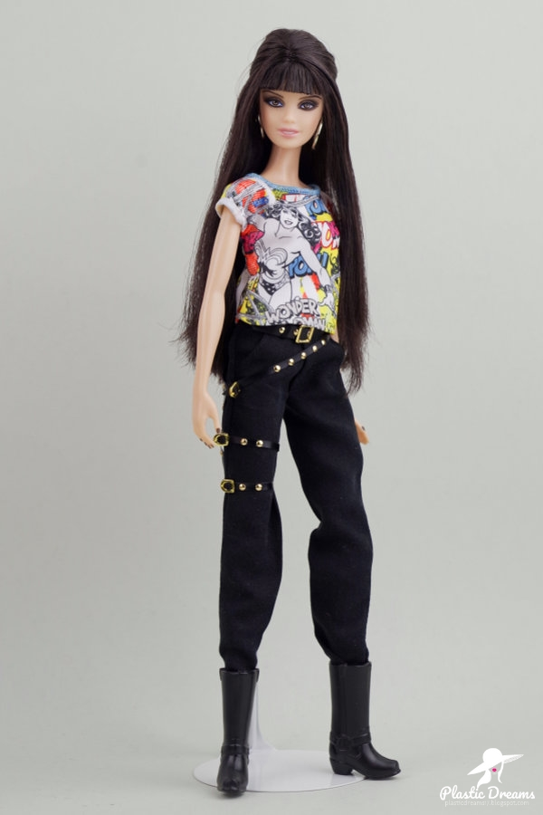 barbie wonder woman outfit
