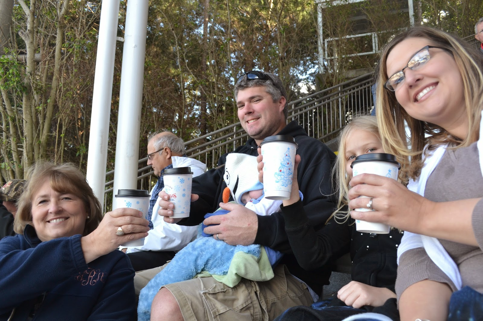 Hot Chocolate at Seaworld Orlando