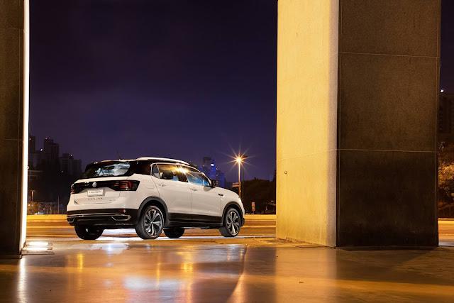 VW T-Cross - 5º carro mais vendido do Brasil