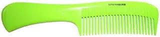 Denman Lime Green Precision Rake Comb DPC6GRN