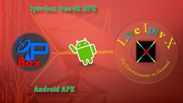 IPTV Box Free 4k APK