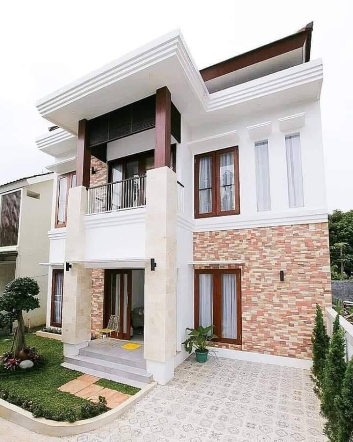 Desain Rumah Minimalis Modern Full Eksterior Interior Dunia Mfb