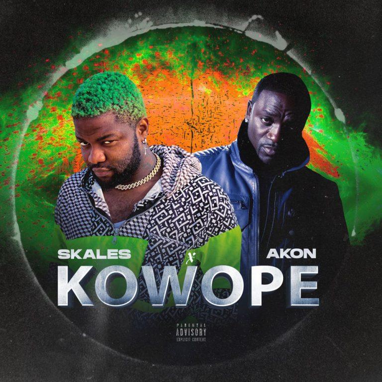 Skales – Kowope ft. Akon  #Arewapublisize