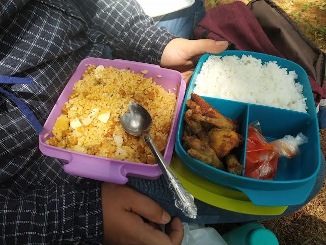 bekal travelling