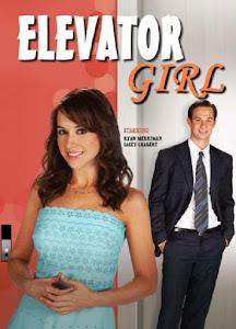 Elevator Girl Poster