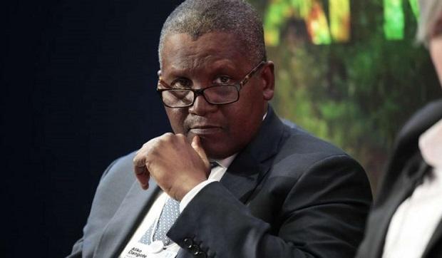 """Dangote:""""J'espère donner une grande partie de ma fortune en charité comme Bill Gates"""""""