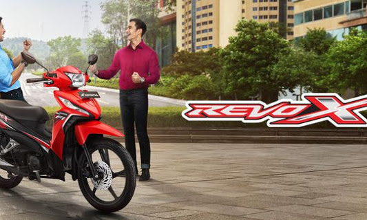 Honda Revo 2020 Makin Keren dengan Wajah Baru