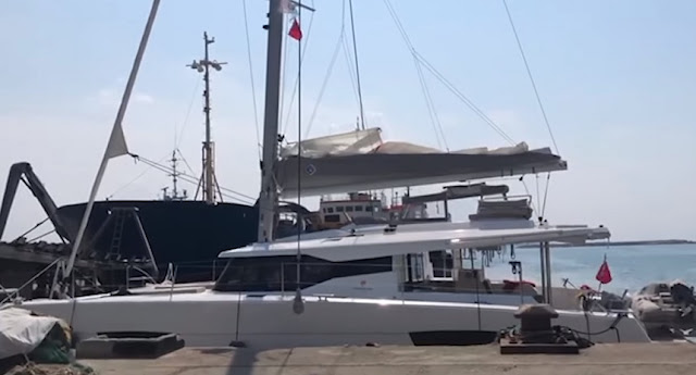 The abandoned luxury yacht at Shengjin port, shocking details on the Turkish owner's fate, Sergin Javuz