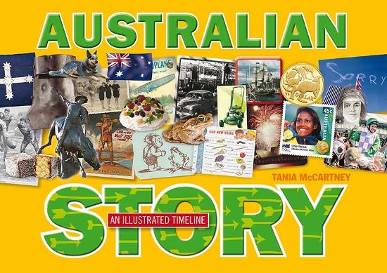 http://taniamccartney.blogspot.com/2012/11/australian-story-illustrated-timeline.html
