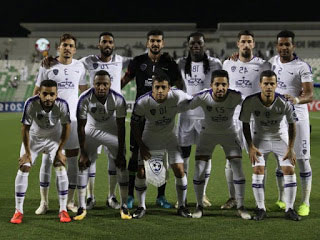 When is the next match between Al Hilal and Al Ahli in Asia 2019?