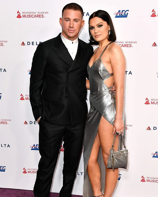 Channing Tatum & Jessie J Calls It Quits Again On Their Relationship