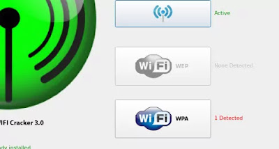 fern wifi scanning