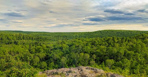 Marengo Valley from Juniper Overlook