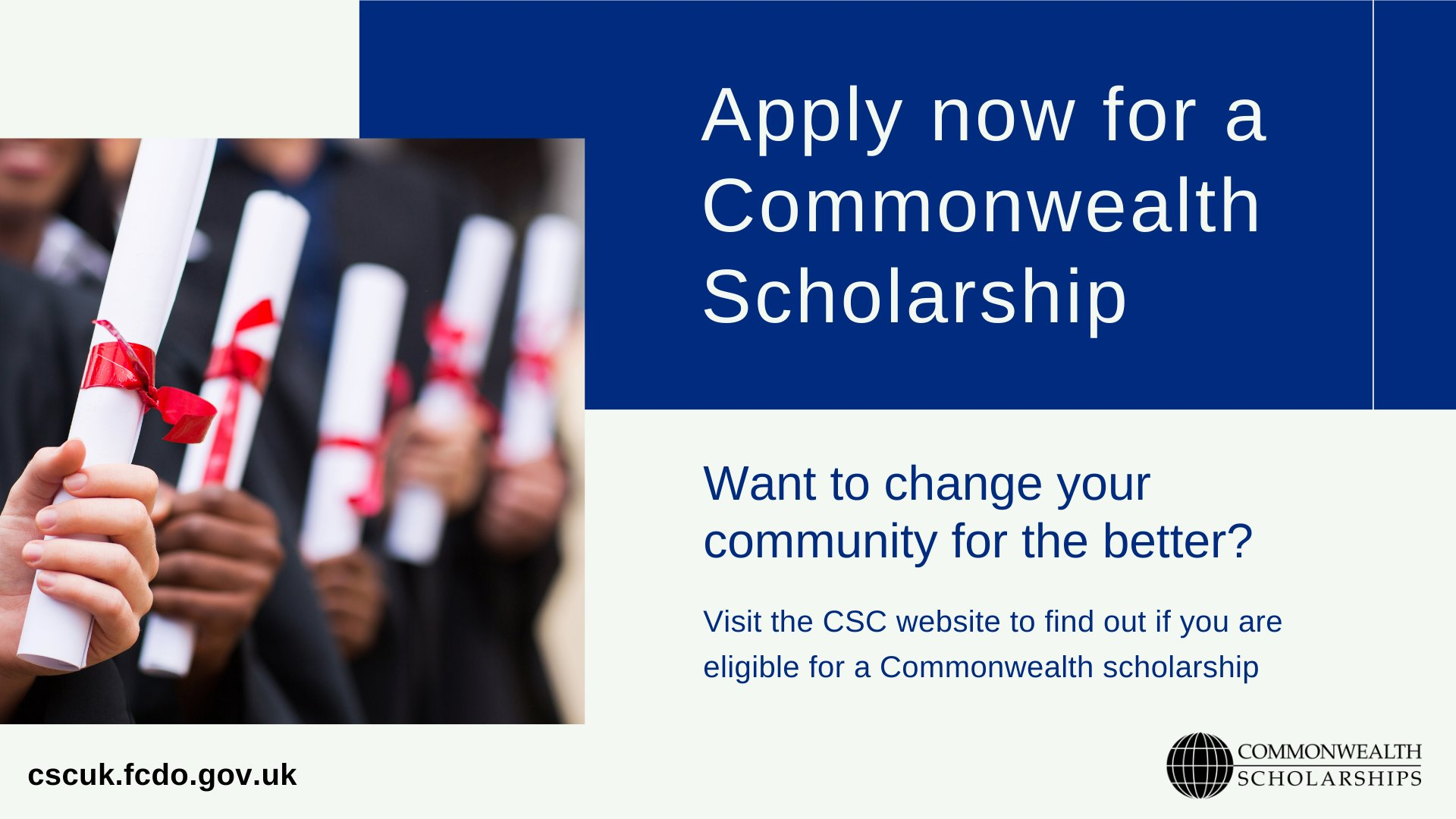 Commonwealth PhD Scholarships 2021-2022 for Study in the UK (Fully-funded)