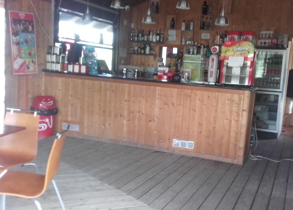 Bar da Praia Fluvial pego Fundo