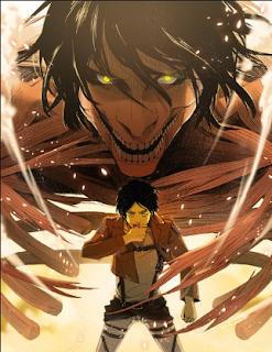 kenapa eren ingin menghancurkan dunia - anime Attack On Titan season 4 muncul trailer si tokoh utama kita Eren Jaeger berubah menjadi tokoh jahat yang akan menghancurkan dunia dengan rumbling.