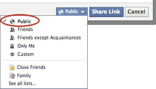 Một số mẹo nhỏ an toàn khi sử dụng Facebook cho mọi người