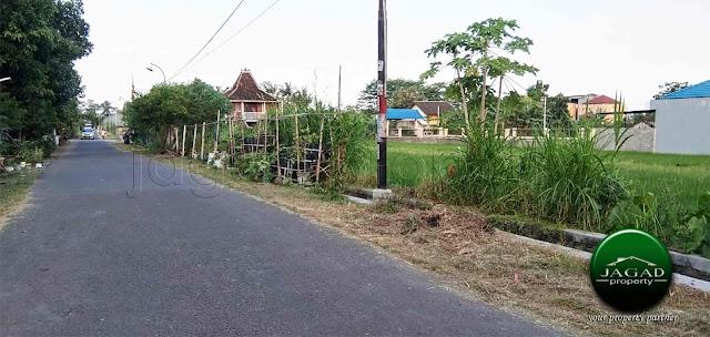 Tanah Luas dekat Stadion dan Jogja Bay
