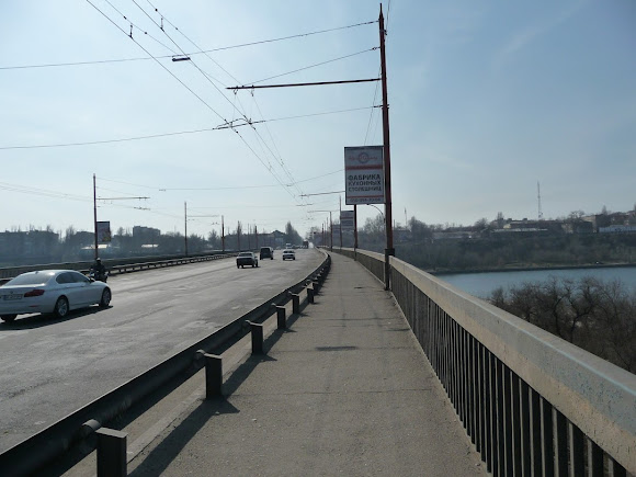 Николаев. Ингульский мост